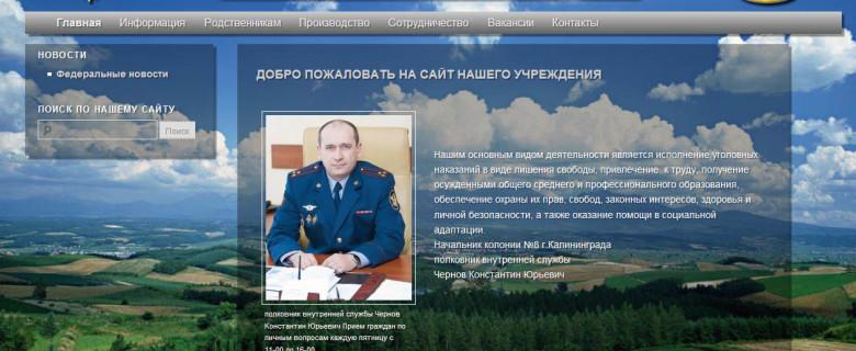 ФКУ ИК-8 УФСИН России